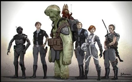 Arte conceptual de Rogue One