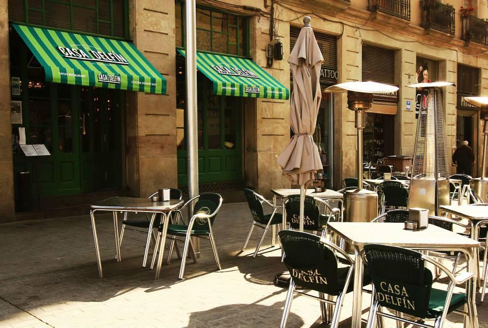 Foto de Casa Delfín Barcelona (5/8)