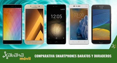 Económicos pero potentes: 18 smartphones para estudiantes por menos de 200 euros