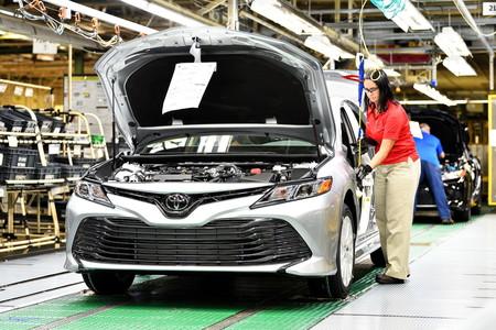 Toyota Camry Planta 2018