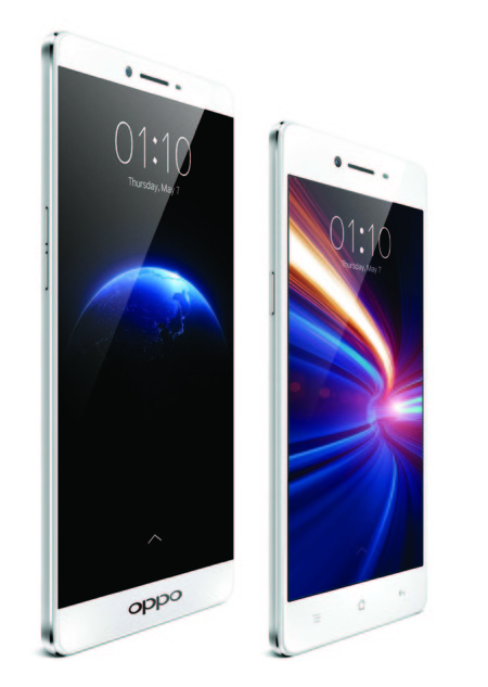 Oppo R7 And Plus