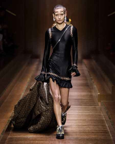 Burberry Autumn Winter 2019 Collection Look 12