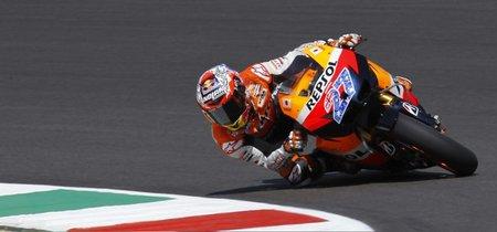 MotoGP Italia 2011: Casey Stoner, Marc Márquez y Johann Zarco zarpan rumbo a la victoria