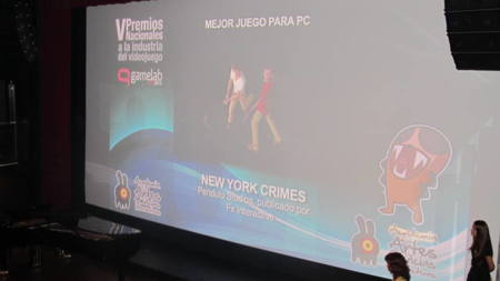 ganador pendulo studios new york crimes