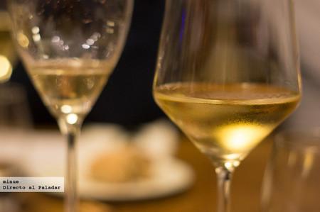 Cata de vinos y maridaje en el restaurante Entrevins - 5