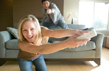 Demuestran que jugar con la Wii no sustituye al ejercicio físico