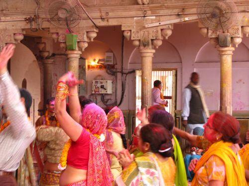 Caminos de la India: Barsana