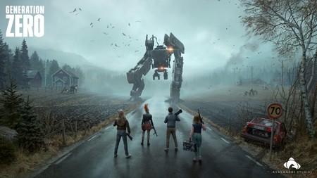 Generation Zero nos prepara para la guerra contra sus máquinas con su grandioso tráiler de lanzamiento