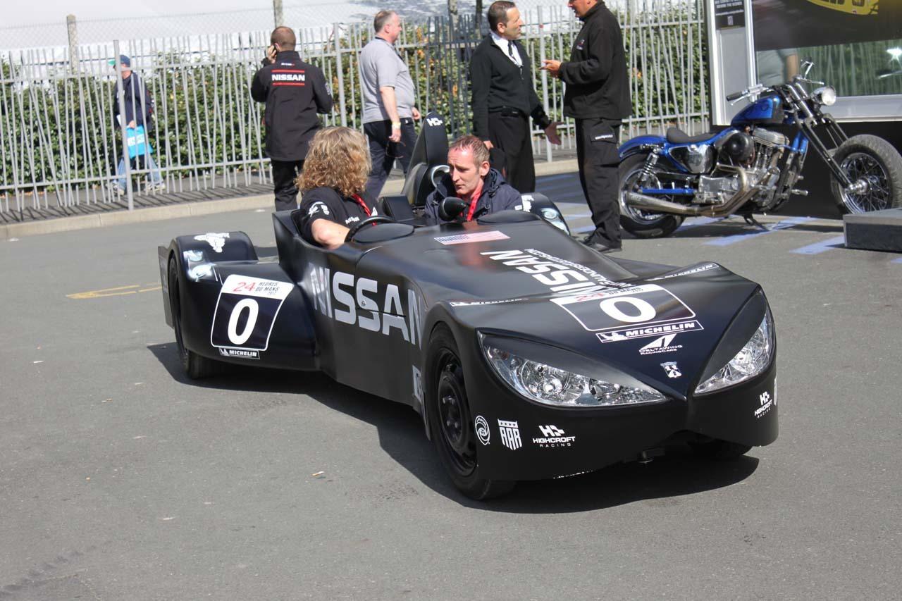 Foto de 24 horas de Le Mans 2012 (153/160)