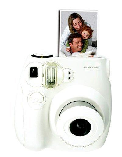 Su primera cámara de fotos: una Polaroid