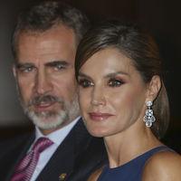 Doña Letizia simplemente perfecta en el concierto previo a los premios Princesa de Asturias