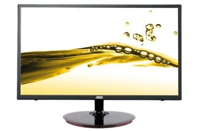 AOC e2461Fwh, monitor sencillo con tiempo de respuesta de 2 ms