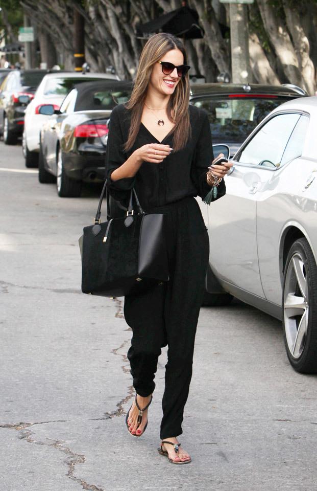 Foto de Top 10:6: Las famosas con mejor street style de 2013 (14/25)