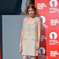Kate Mara festival venecia cocktail 2014