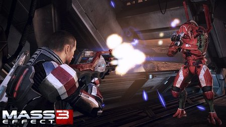 GamesCom 2011: nuevo tráiler e imágenes de 'Mass Effect 3' con mucha acción