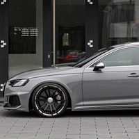 Wheelsandmore lleva al Audi RS4 Avant a un estadio superior y le saca 527 CV y 710 Nm
