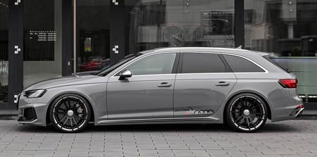 Wheelsandmore lleva al Audi RS4 Avant a un estadio superior y le saca 527 CV y 710 Nm