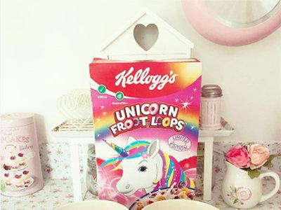 TrendInFood: Froot Loops de unicornio