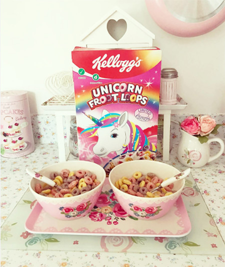 TrendInFood: Froot Loops de unicornio