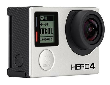 GoPro HERO4, así será la nueva generación de cámaras de acción