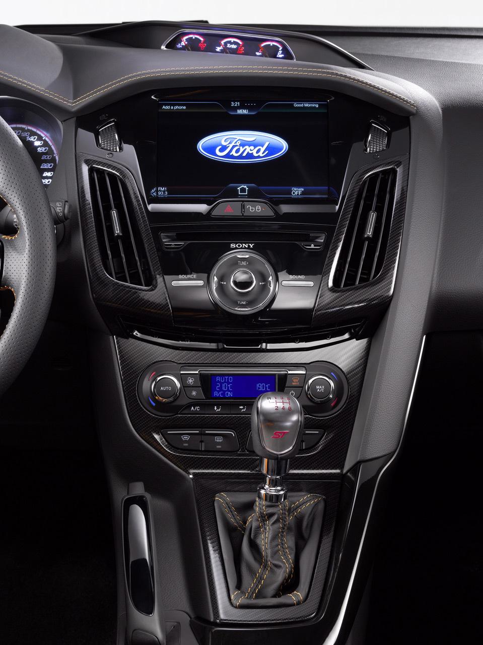 Foto de Ford Sync y MyFordTouch, el nuevo interfaz de Ford para coches (23/23)