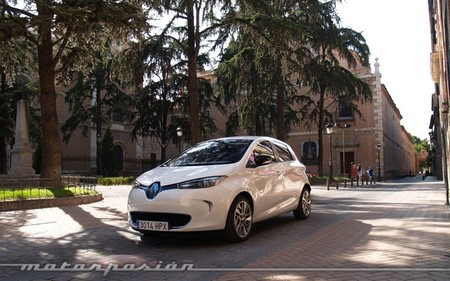 Reto de autonomía eléctrica en un Renault ZOE (I)