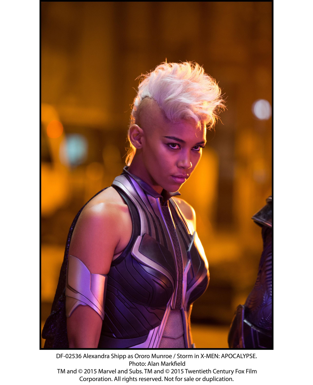 Foto de 'X-Men: Apocalypse', nuevas imágenes oficiales (8/17)