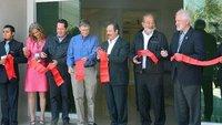 Carlos Slim y Bill Gates inauguran el centro de mejoramiento del maíz y trigo en Texcoco