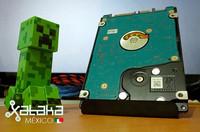Jugadores de Minecraft crean discos duros completamente funcionales dentro del juego