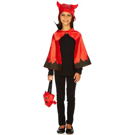 Disfraz Niña Diabla Kiabi