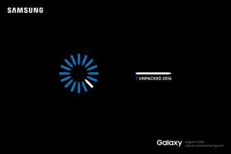 Es oficial: el 2 de agosto conoceremos el próximo estandarte de Samsung, la Galaxy Note 7