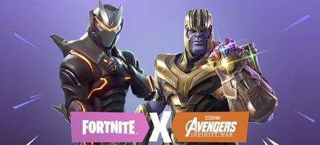 Ya He Sido Thanos En Fortnite Battle Royale Y Se Suma A La