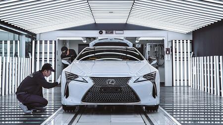 Lexus Takumi.