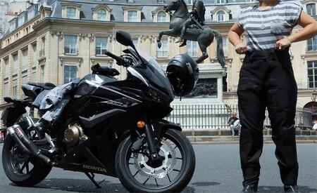 El cubrepantalón con airbarg que quiere revolucionar la seguridad en moto es una realidad y cuesta menos de 400 euros