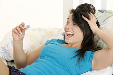 ¿Cómo confirmaste el embarazo? La pregunta de la semana