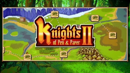 Knights Of Pen Paper 2