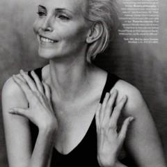 Foto 2 de 7 de la galería supermodelos-sin-maquillaje en Trendencias