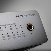Cambridge Audio DacMagic 200M: conversor de audio digital a analógico compatible con audio de hasta 32 bits/768 kHz