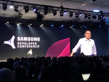 El smartphone plegable de Samsung aparecerá antes de lo que pensábamos: en noviembre durante la SDC 2018