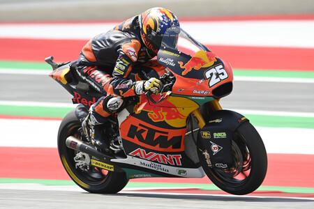 Raul Fernandez Estiria Moto2 2021 4