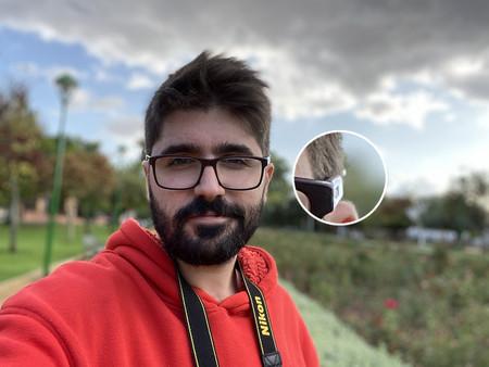 Retrato Selfie Dia