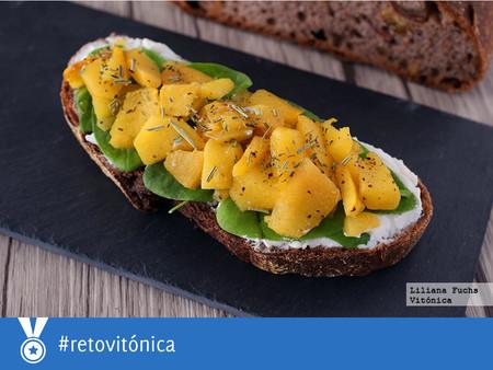 #RetoVitónica: siete recetas de sándwiches y tostas saludables, fáciles y rápidas, para toda la semana