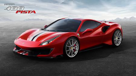 Ferrari 488 Pista 20