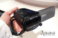 Sony HDR-TD10E – Prueba en CES 2011