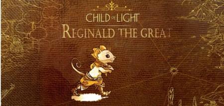 Gratis el art book de Child of Light: Reginald the Great