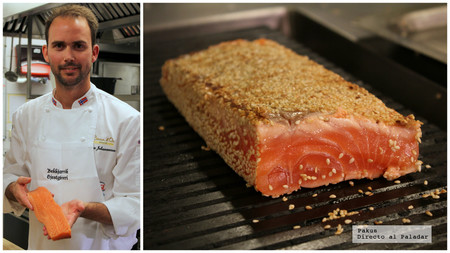 Bocuse Salmon Receta 2