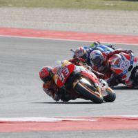 Nos vemos en el infierno, alerones de MotoGP