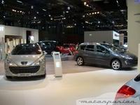Peugeot en el Salón de Madrid