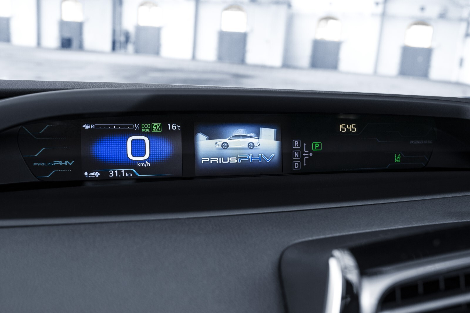 Foto de Toyota Prius Plug-In 2020 (8/14)
