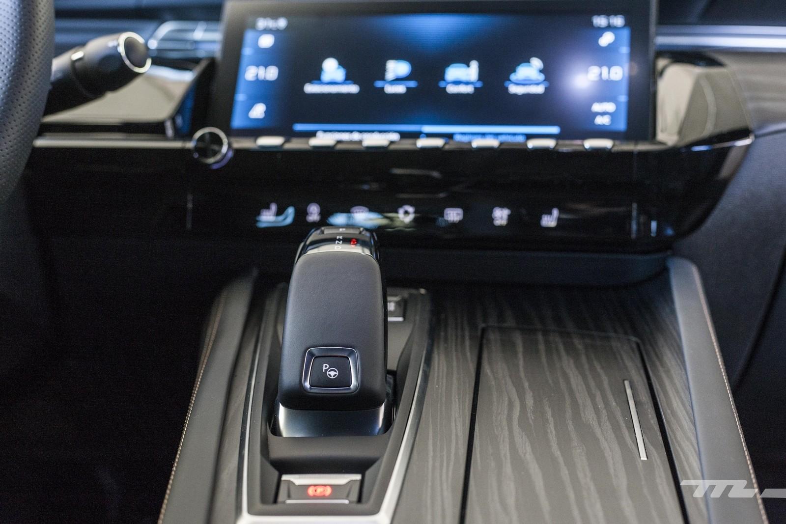 Peugeot 508 2019, prueba